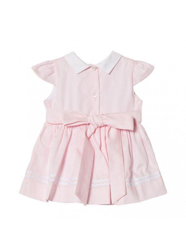 Платье Madison Dress Pink / White