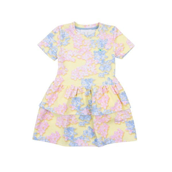 Платье Savannah Dress Yellow Bloom