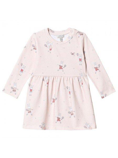 Платье Tennis Lotta Dress Pink