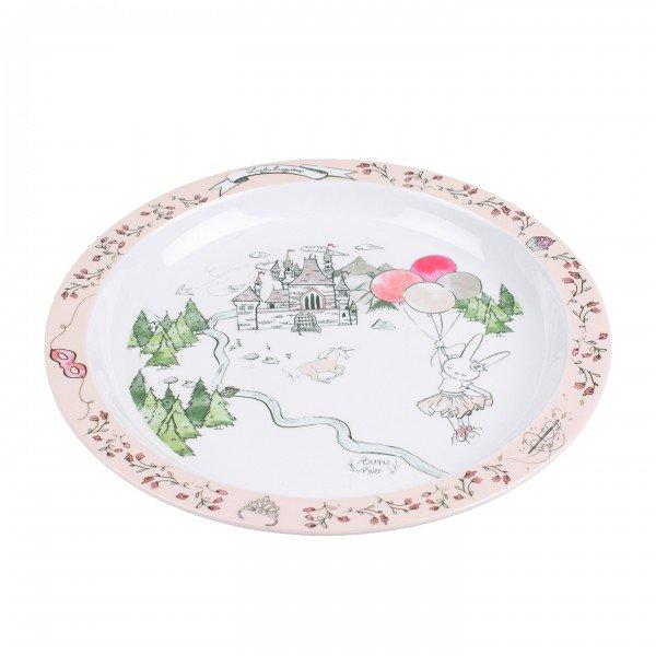 Тарелка Plate Princess Land