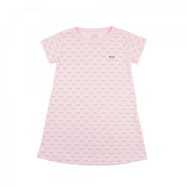 Ночная рубашка Mini Sleeping Cutie Nightgown Pink