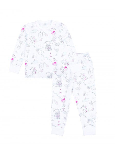 Пижама Princess Land 2 Piece PJ Pink