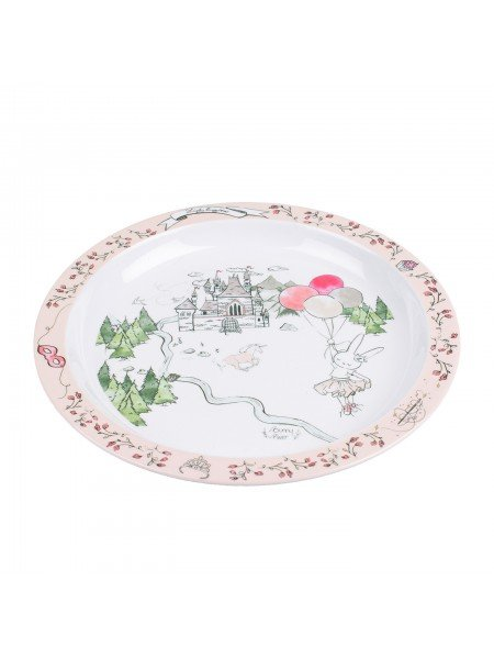 Тарелка Plate Princess Land
