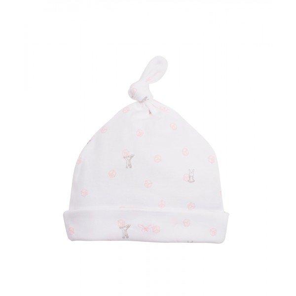 Шапка Bunny Blocks Pink Tossie Hat