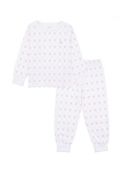 Пижама Diamond Ribbon Bunny 2 Piece Set Pink