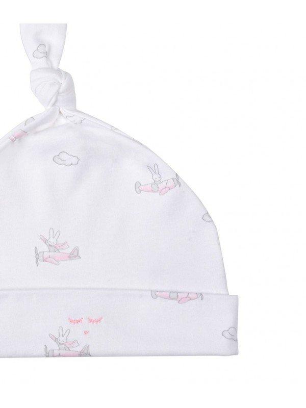 Шапка Bunny Airplane Tossie Hat Pink