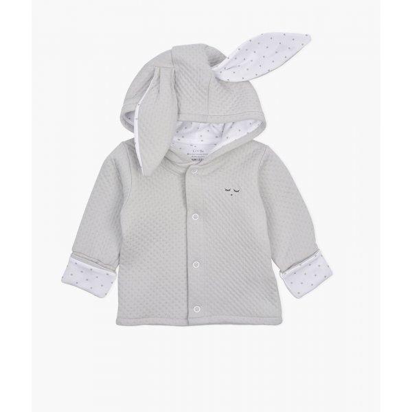 Кардиган Bunny Cardigan Grey Jacquard