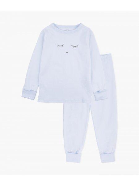 Пижама Sleeping Cutie 2 Piece PJ Blue / Grey
