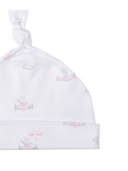 Шапка Bunny Airplane Tossie Hat Pink