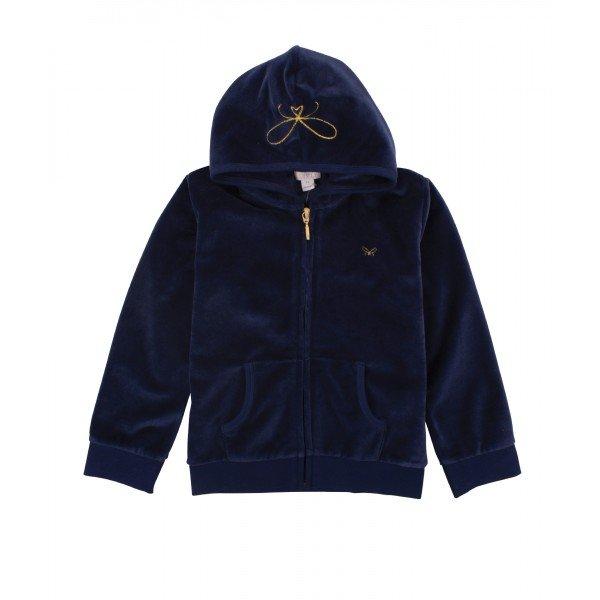 Жакет Velour Jacket Navy
