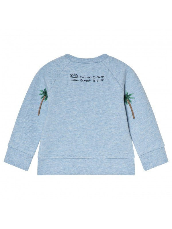 Свитшот Sweatshirt Blue / Ramble Hill