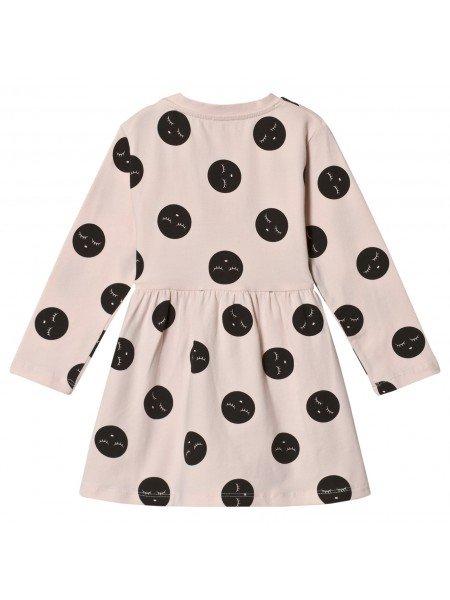 Платье Lotta Dress Sleeping Cutie Polkadots Pink