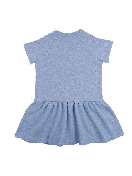 Платье Sweatshirt Dress Short Blue / Green