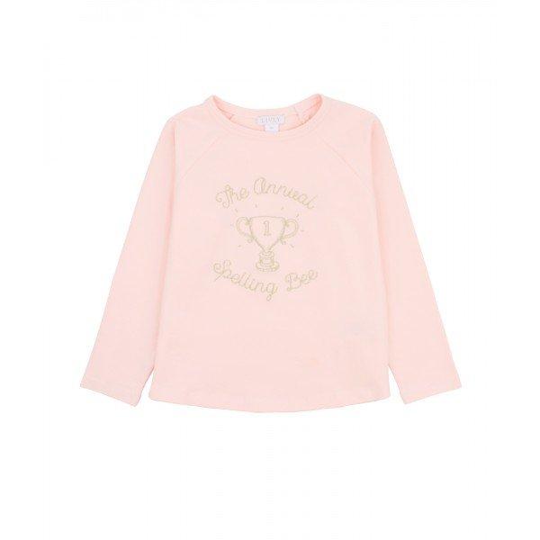 Лонгслив Long Sleeve Shirt Pink / Annual Spelling Bee