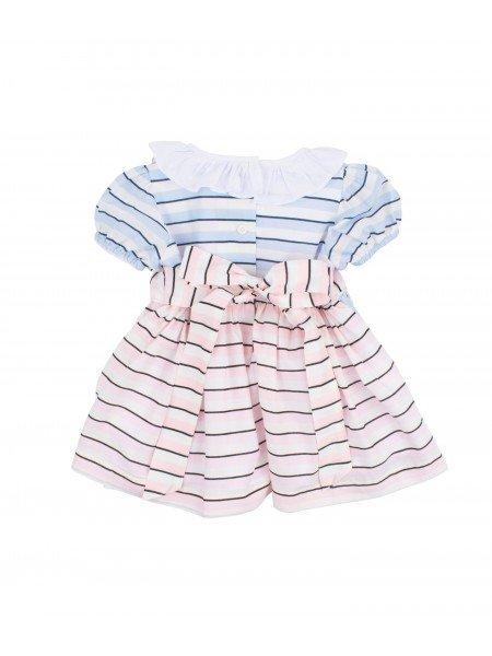 Платье Candy Stripes Rosie Dress Pink / Blue