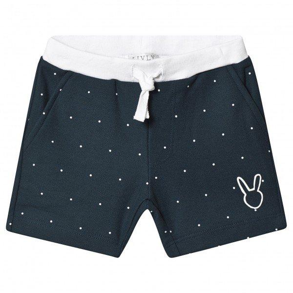 Шорты Bunny Logo Shorts Lion Blue