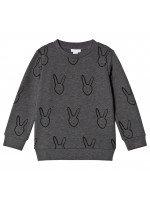 Свитшот Bunny Sweatshirt Dark grey