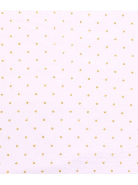 Боди Saturday Crossed Body Pink / Gold Dots