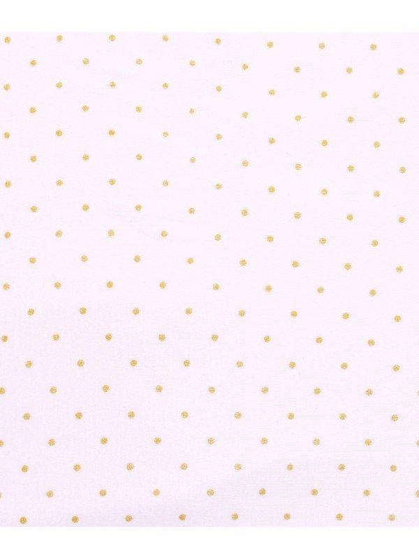 Боди Saturday Crossed Body Pink / Gold Dots