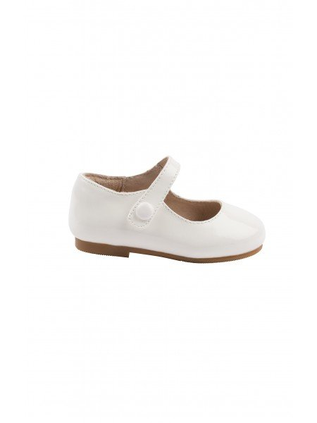 Туфли Mary Jane Shoes Ivory