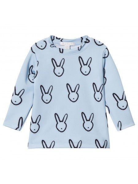 Кофта для плавания Rashguard Blue Bunny
